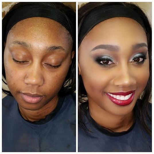 Makeup Traning