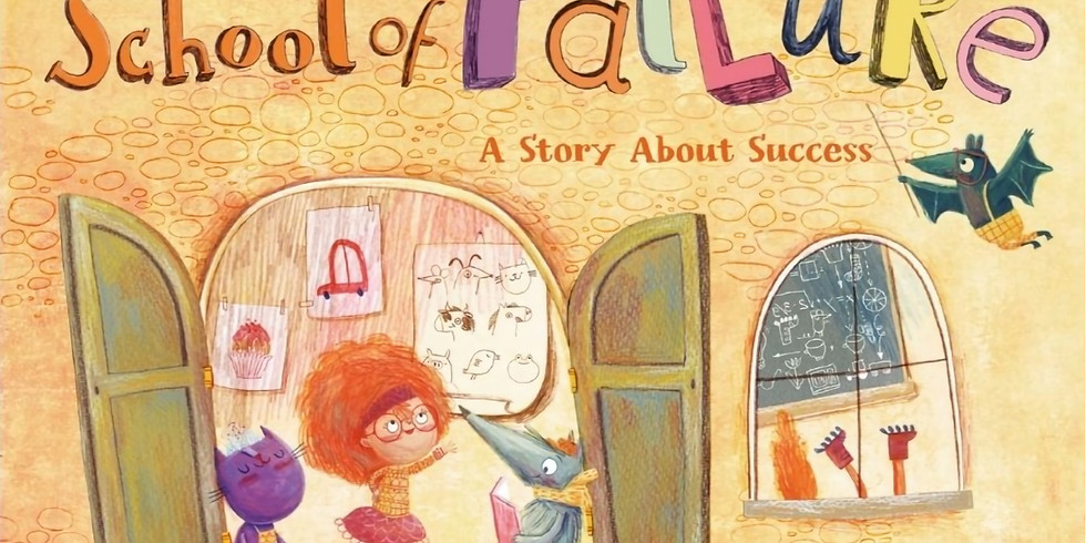 BOOK RELEASE! The School of Failure: A Story About Success, by Rosie J. Pova
