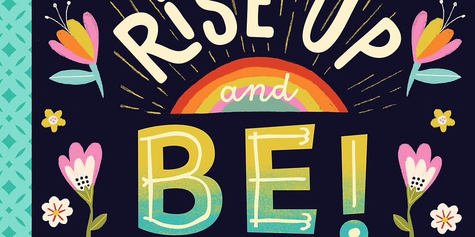 BOOK RELEASE! ABC Rise Up and Be, by Annemarie Riley Guertin
