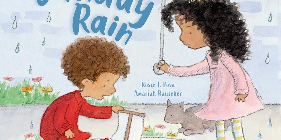 BOOK RELEASE! Sunday Rain, by Rosie J Pova