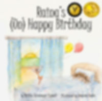 Raina's Unhappy Birthday Cover with 2 aw