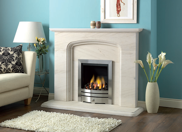 Fountains Limestone Fireplace