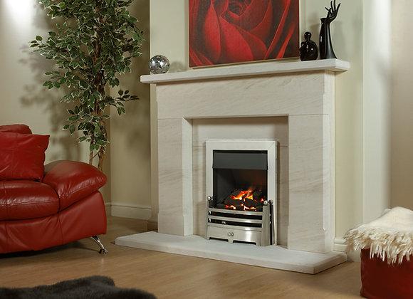 Boxley Limestone Fireplace