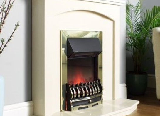 Rye Marble Fireplace
