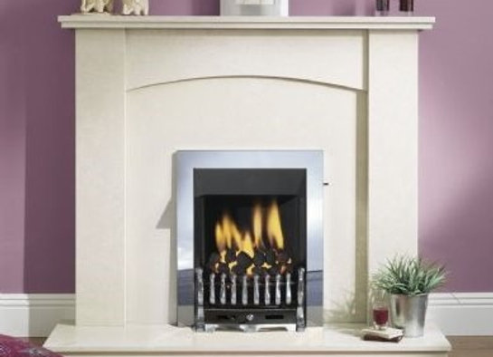 Atwood Marble Fireplace