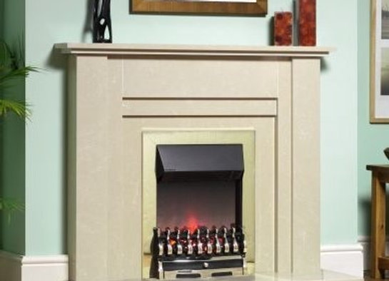 Belsay Marble Fireplace