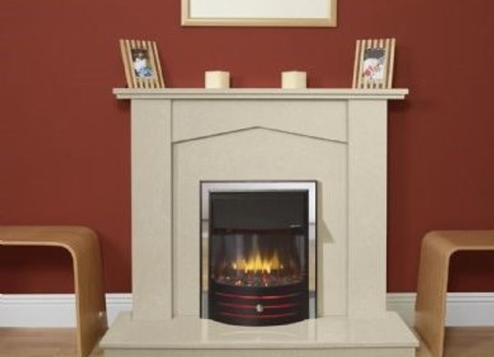 Hardy Marble Fireplace