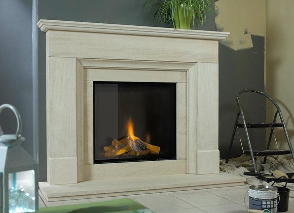 Rufford Limestone Fireplace
