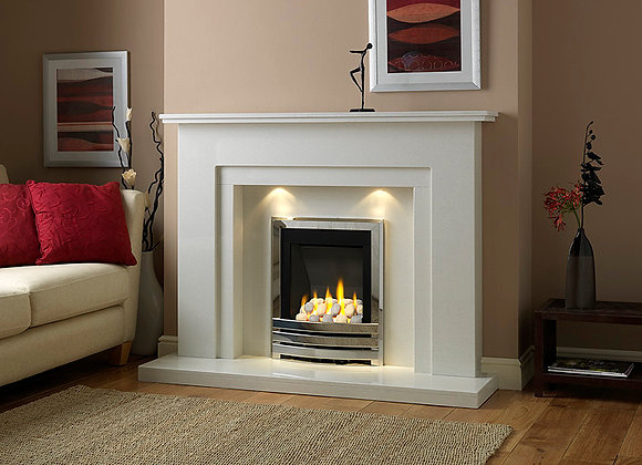 Walden Marble Fireplace
