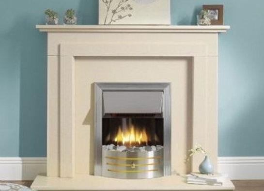 Halston Marble Fireplace