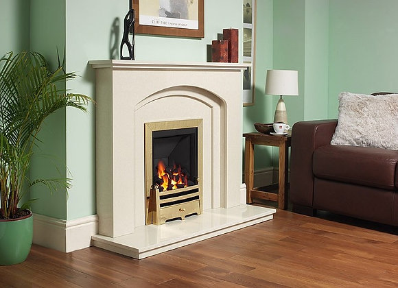 Rothesay Marble Fireplace