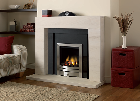 Furness Limestone Fireplace