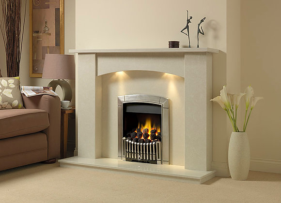 Burch Marble Fireplace
