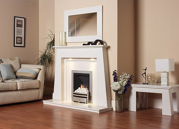Fairfax Marble Fireplace