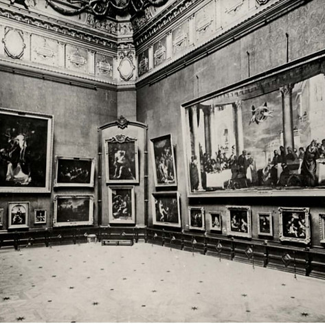 The Louvre Gallery