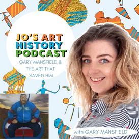 Ep.14 Gary Mansfield & The Art That Daved Him