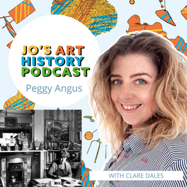 Ep.30 Peggy Angus with Clare Dales