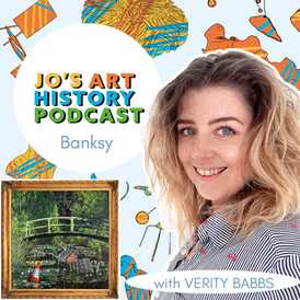 Ep.22 Banksy with Verity Babs
