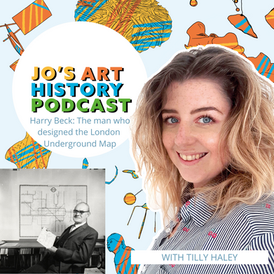 Ep. 32 Harry Beck: The Map who Designed the London Underground Map