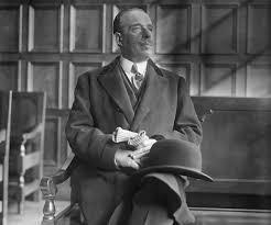 Sir Joseph Duveen in New York