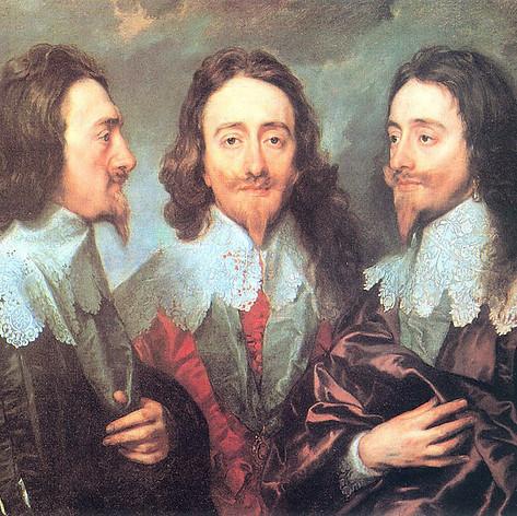 Van Dyke - Portrait of Charles I