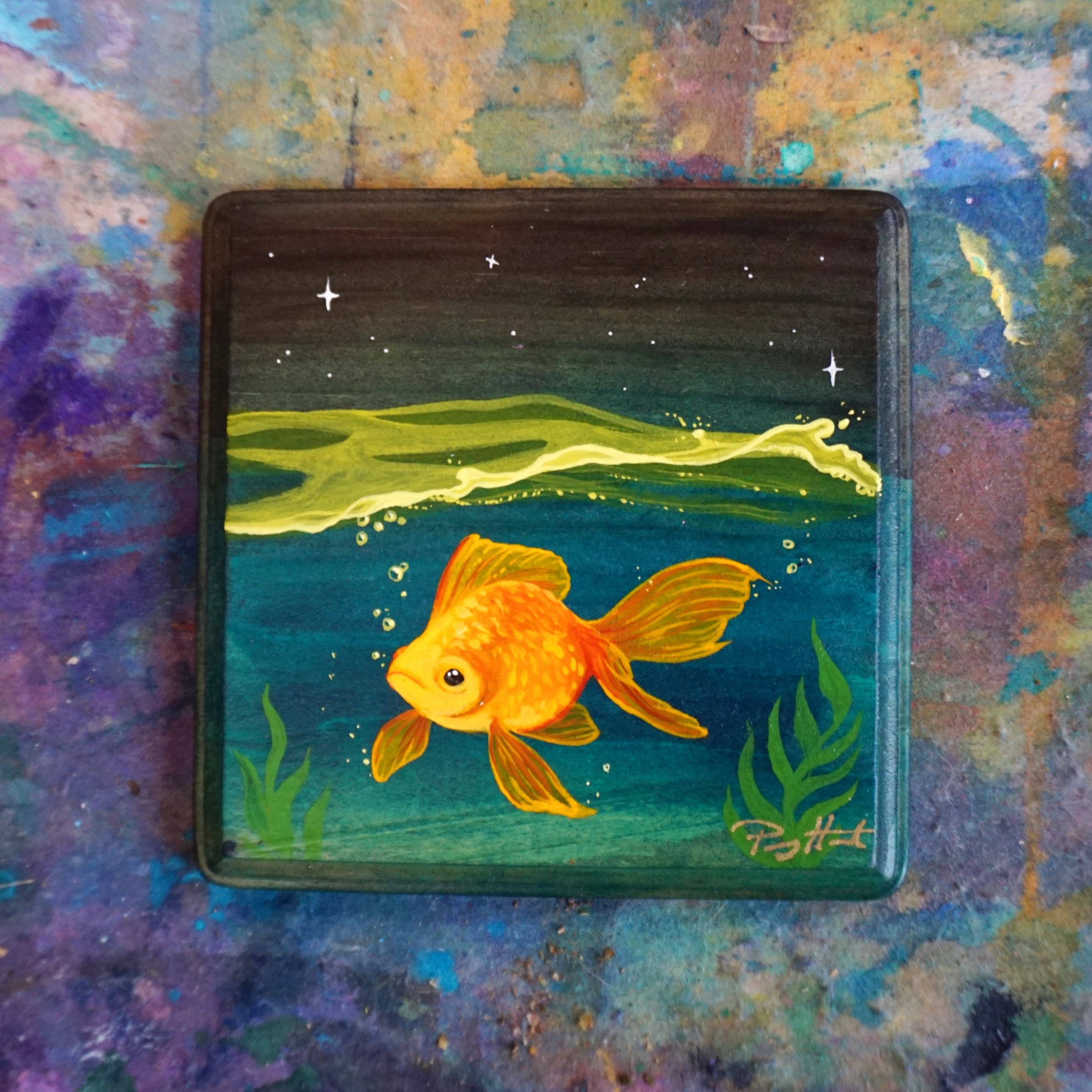 Goldfish - Penny Heather