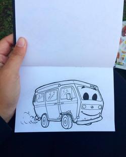 Spirit The Adventure Van