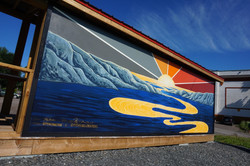 Penny Heather Ville Mural