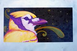 Golden Jay