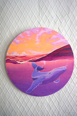 Penny Heather Whales