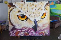 Penny Heather - owl