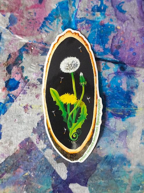 Dandelion - Sticker
