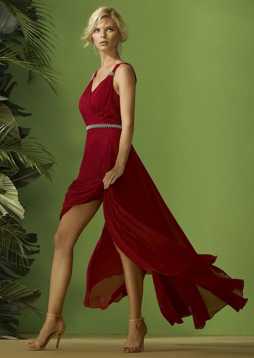 Robe de cocktail Carla Ruiz 96417