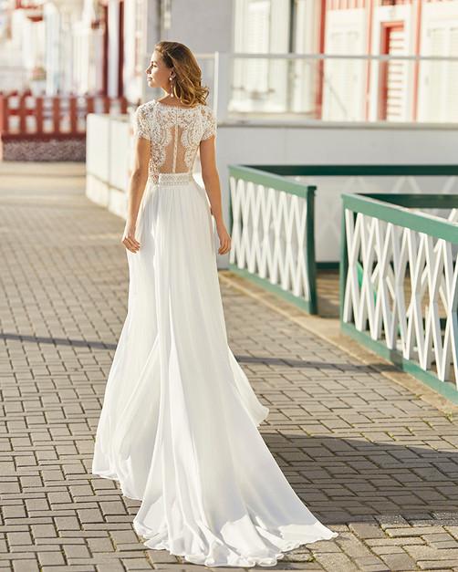 Robe de mariée Rosa Clara Halia