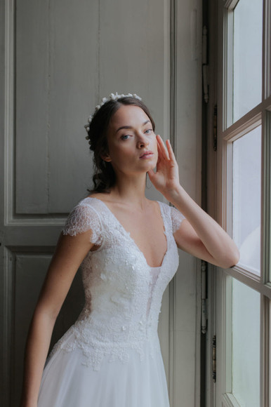 Robe de mariée Pour un Oui Jaspe