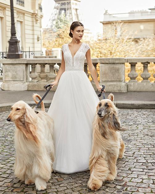 Robe de mariée Rosa Clara Timbal