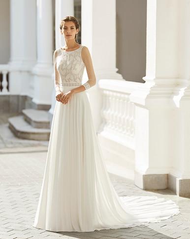 Robe de mariée Adriana Alier Safira