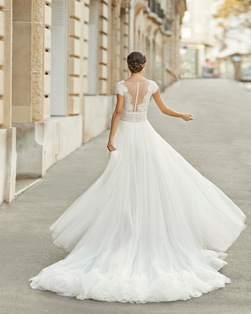Robe de mariée Rosa Clara Tesalia