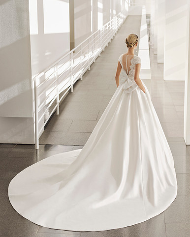 Robe de mariée Rosa Clara Nube