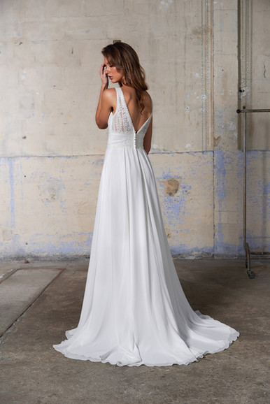 Robe de mariée Atelier Nuptiale Jade