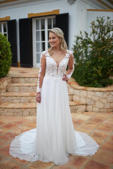 Robe de mariée Très Chic 22404