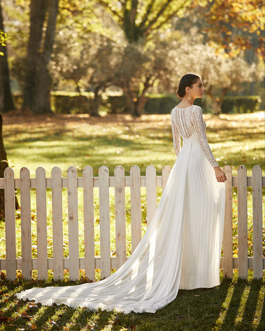 Robe de mariée Alma Novia Ocal
