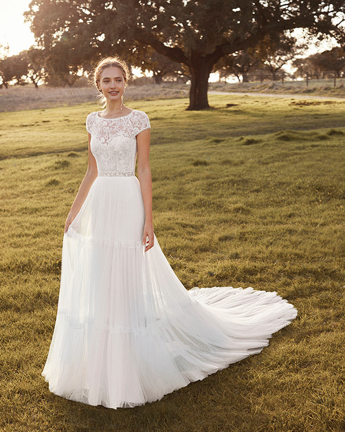 Robe de mariée Rosa Clara Argel