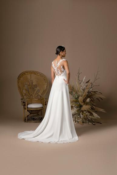 Robe de mariée Atelier Nuptial Danie