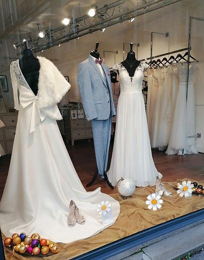 Boutique robe de mariée Nantes