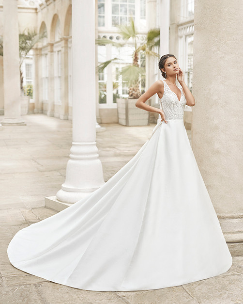 Robe de mariée Rosa Clara Toledo
