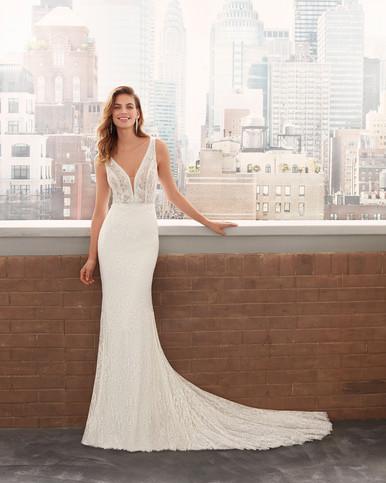 Robe de mariée Luna Novias Lausana
