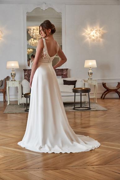 Robe de mariée Couture Nuptiale Elauna