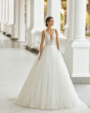 Robe de mariée Adriana Alier Selen