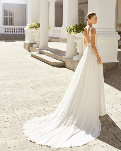 Robe de mariée Adriana Alier Saigon